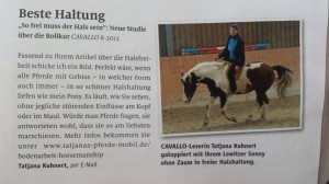 Cavallo Artikel August2013